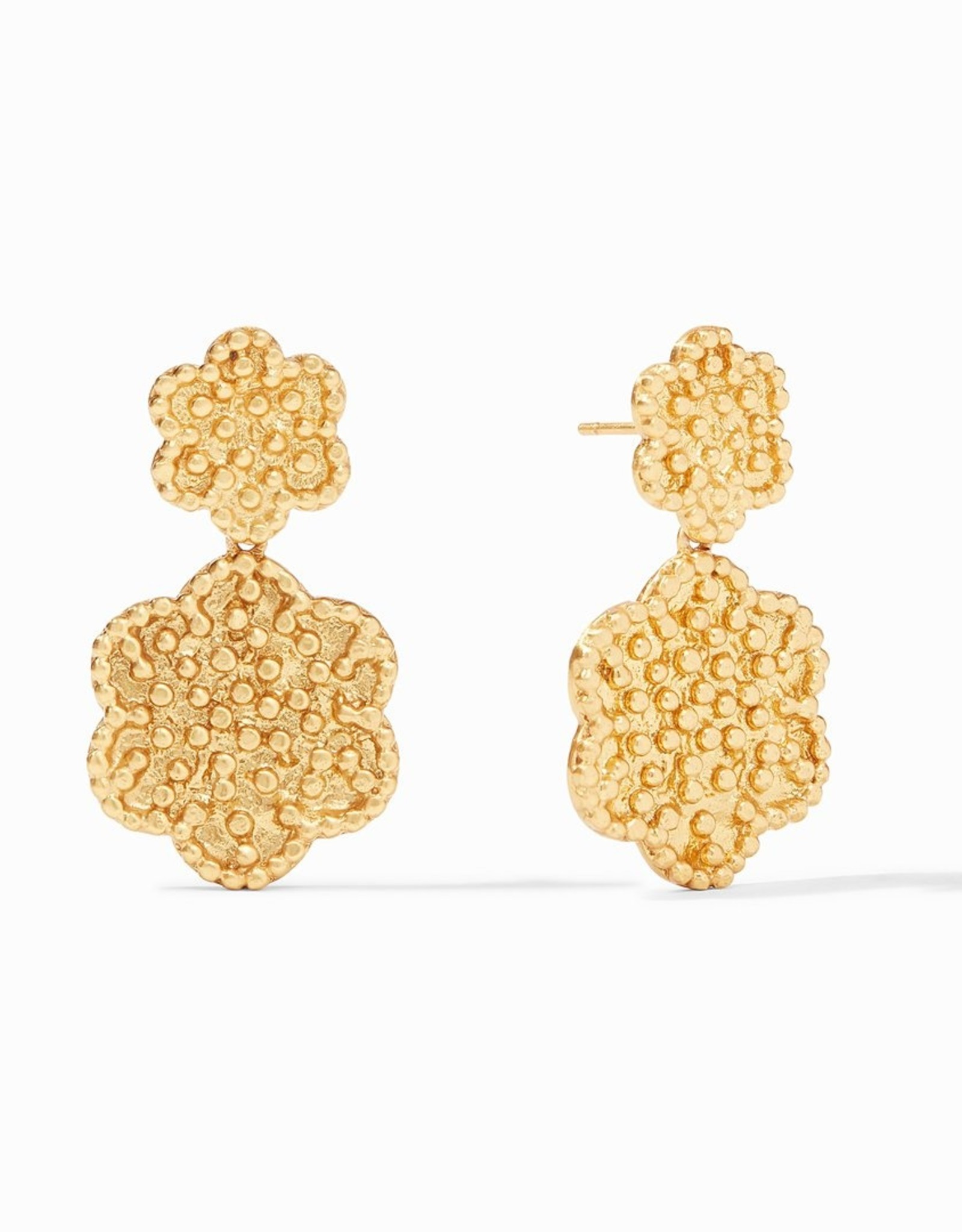 Julie Vos Colette Fleur Earring