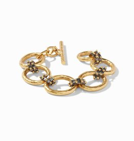 Julie Vos Grande Soho Link Bracelet Mixed Metal