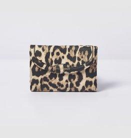 Queen Bee Wallet Leopard