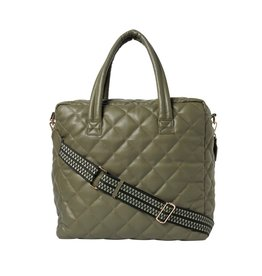 New Adventures Quilted Tote