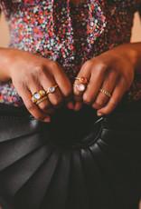 Julie Vos Jewel Stack Ring