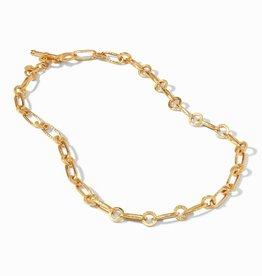 Julie Vos Palladio Link Necklace Delicate