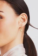 Julie Vos Windsor Ear Pave Obsidian Black