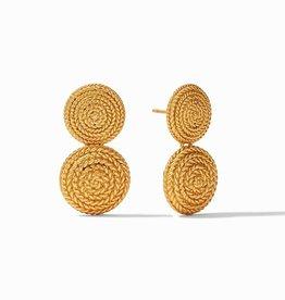 Julie Vos Windsor Midi Ear Gold