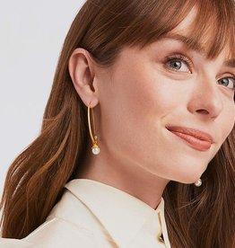 Julie Vos Windsor Pearl Statement Ear
