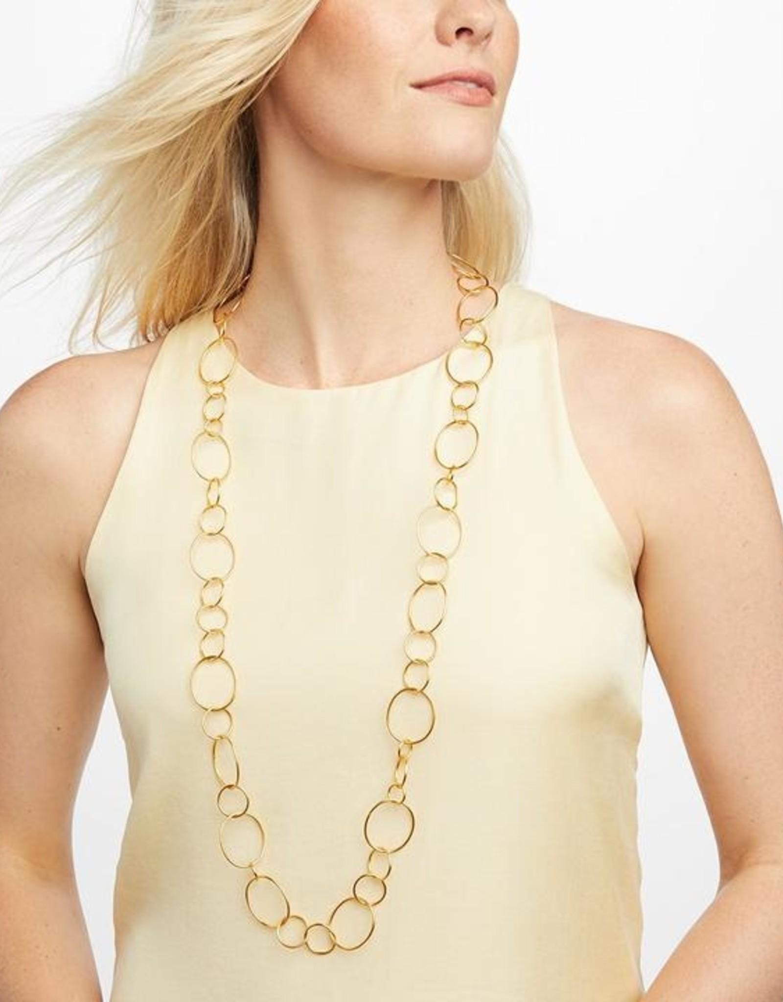 Colette Textured Link Neck