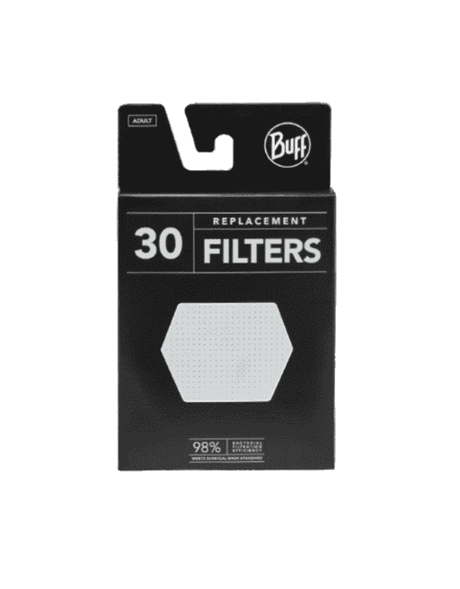 Buff Buff Replacement Filters (30 Units)