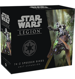 Fantasy Flight Games Star Wars: Legion - 74-Z Speeder Bikes Unit Expansion