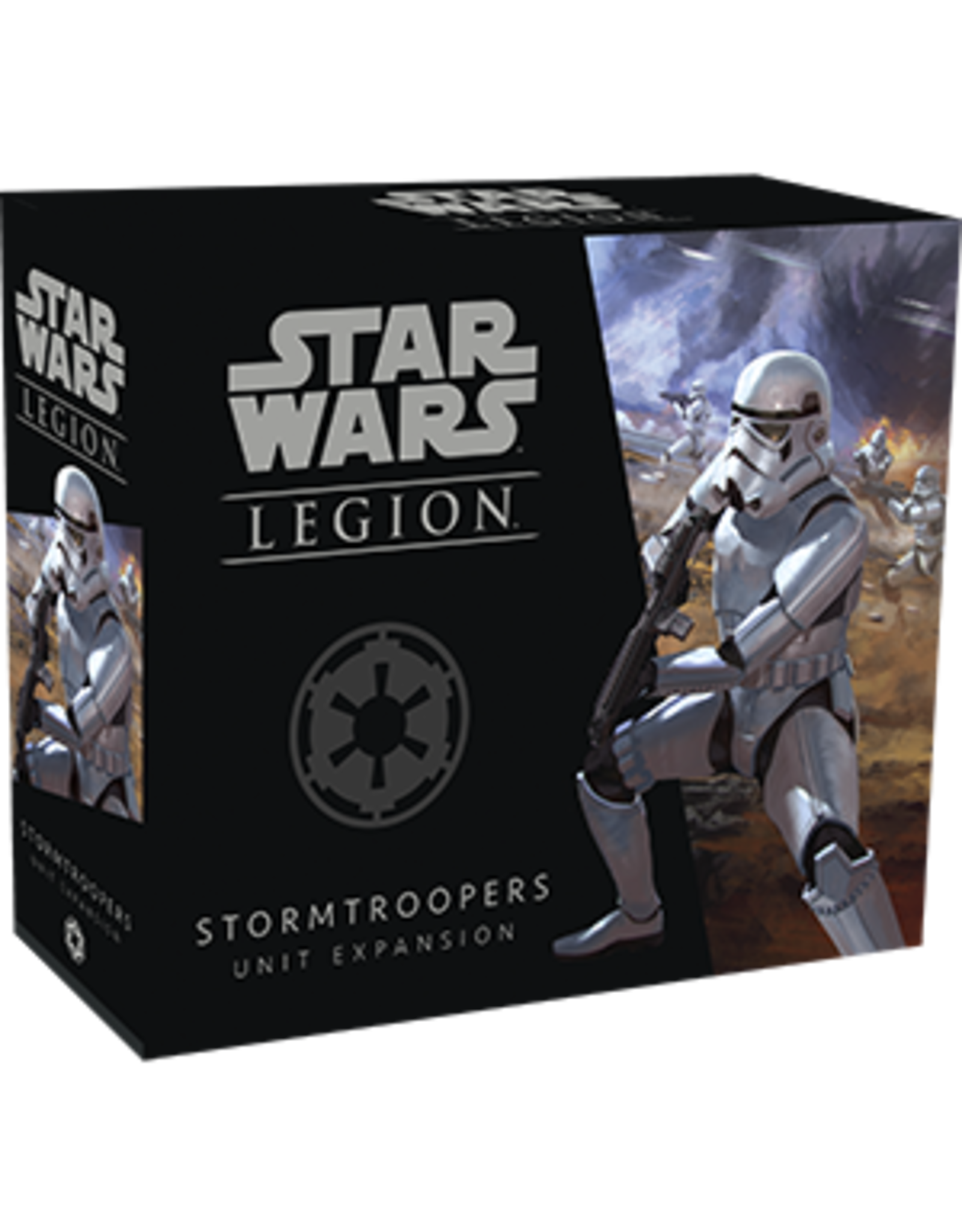 Fantasy Flight Games Star Wars: Legion - Stormtroopers Unit Expansion