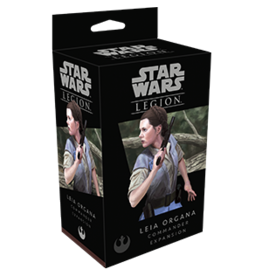 Fantasy Flight Games Star Wars: Legion - Princess Leia Organa Commander Expansion
