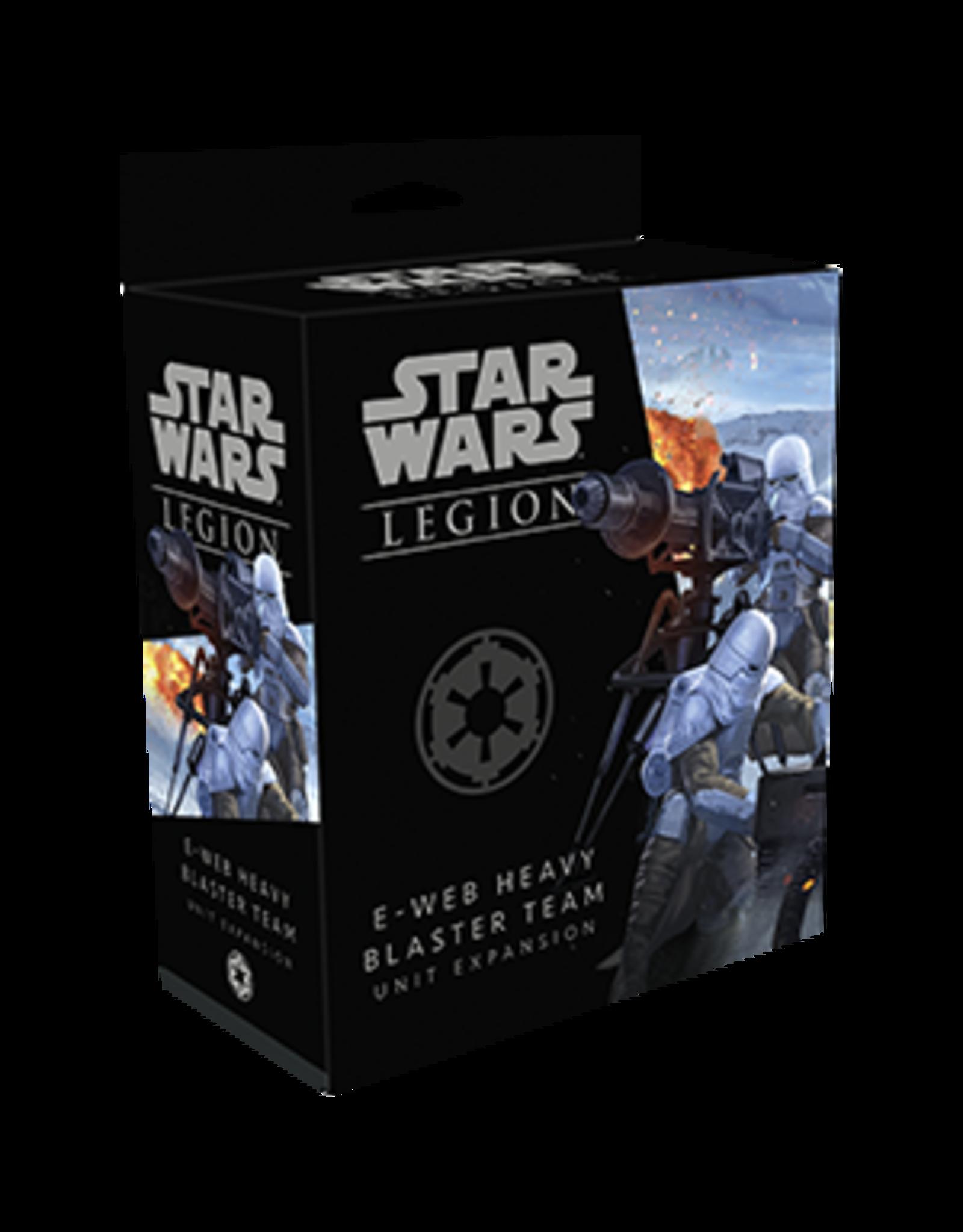 Fantasy Flight Games Star Wars: Legion - E-Web Heavy Blaster Team Unit Expansion
