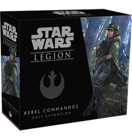 Fantasy Flight Games Star Wars: Legion - Rebel Commandos Unit Expansion