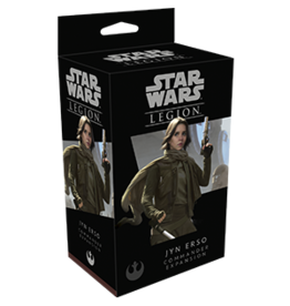 Fantasy Flight Games Star Wars: Legion - Jyn Erso Commander Expansion