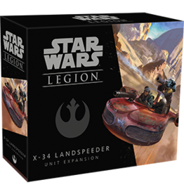 Fantasy Flight Games Star Wars: Legion - X-34 Landspeeder Unit Expansion