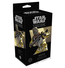 Fantasy Flight Games Star Wars: Legion - Bossk Operative Expansion