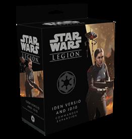 Fantasy Flight Games Star Wars: Legion - Iden Versio and ID10 Commander Expansion