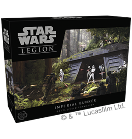 Fantasy Flight Games Star Wars: Legion Imperial Bunker Battlefield Expansion