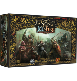 CMON A Song of Ice & Fire: Starter Set - Stark vs Lannister