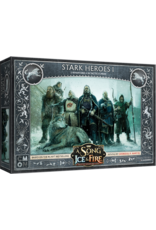 CMON A Song of Ice & Fire: Tabletop Miniatures Game: Stark Heroes #1