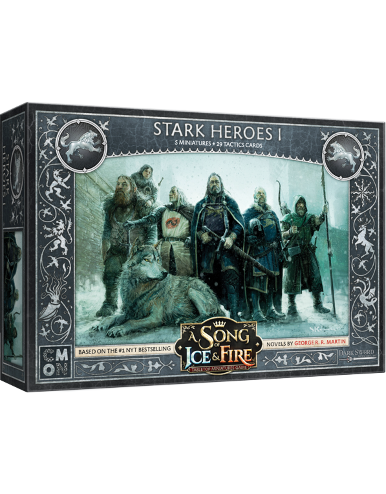 CMON A Song of Ice & Fire: Stark Heroes #1
