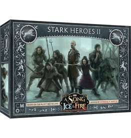 CMON A Song of Ice & Fire: Tabletop Miniatures Game: Stark Heroes #2