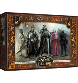 CMON A Song of Ice & Fire: Neutral Heroes #1