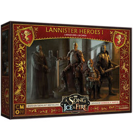 CMON A Song of Ice & Fire: Tabletop Miniatures Game: Lannister Heroes #1