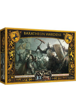 CMON A Song of Ice & Fire Tabletop Miniatures Game: Baratheon Wardens Unit Box