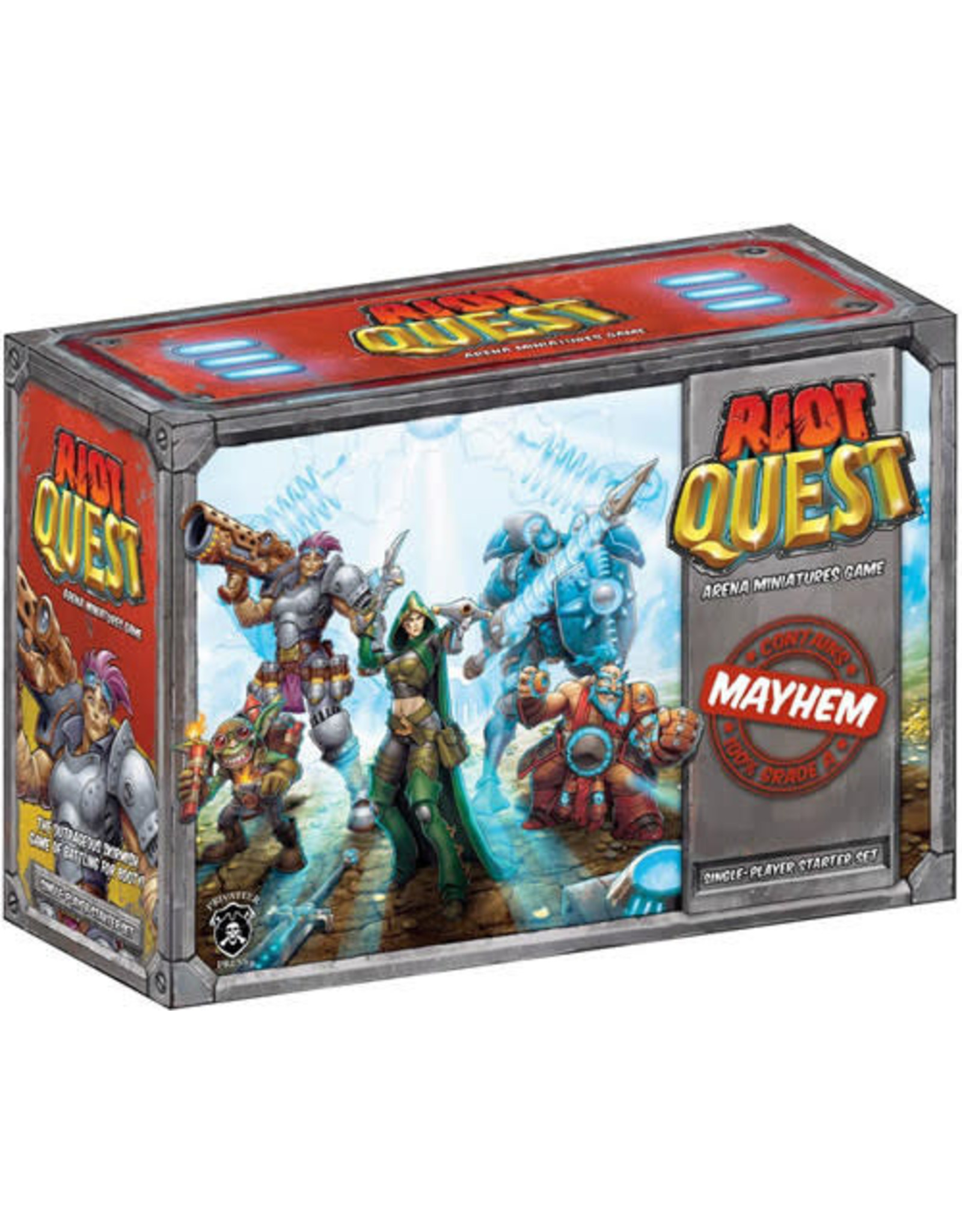 Privateer Press Riot Quest Starter Box (Mixed)