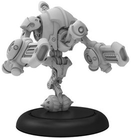 Privateer Press Riot Quest: Destructotron Gunner (Resin and White Metal)