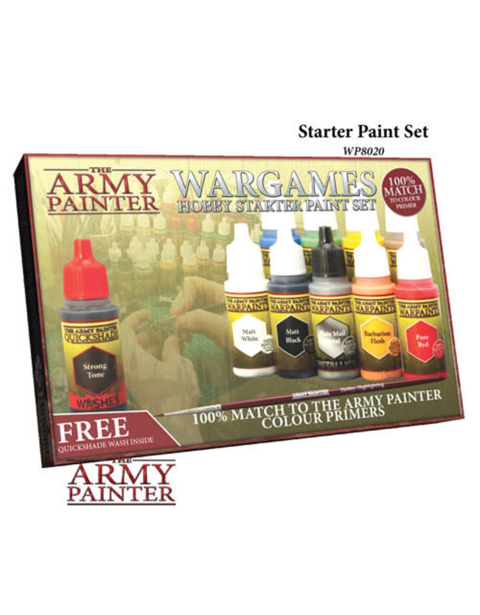 TAP Warpaints Starter Paint Set
