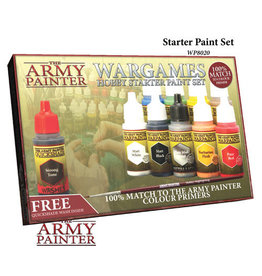TAP Warpaints Starter Paint Set