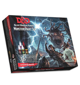TAP Dungeons & Dragons Nolzur's Marvelous Pigments: Monster Paint Set