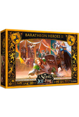 CMON A Song of Ice & Fire Tabletop Miniatures Game: Baratheon Heroes II