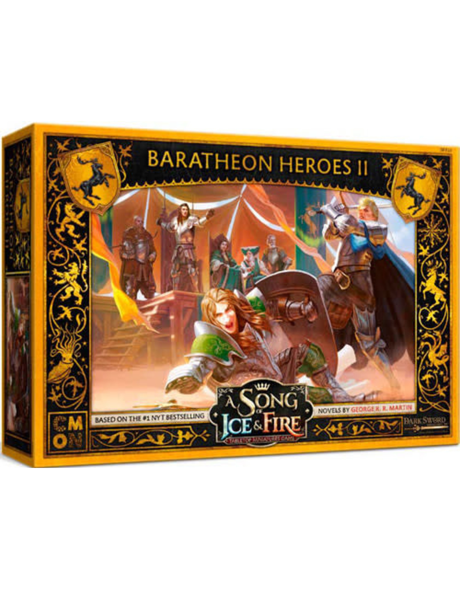 CMON A Song of Ice & Fire: Baratheon Heroes II
