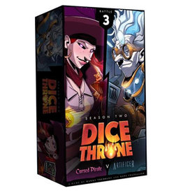 Roxley Dice Throne: Season 2 Battle 3 Cursed Pirate vs. Artificer