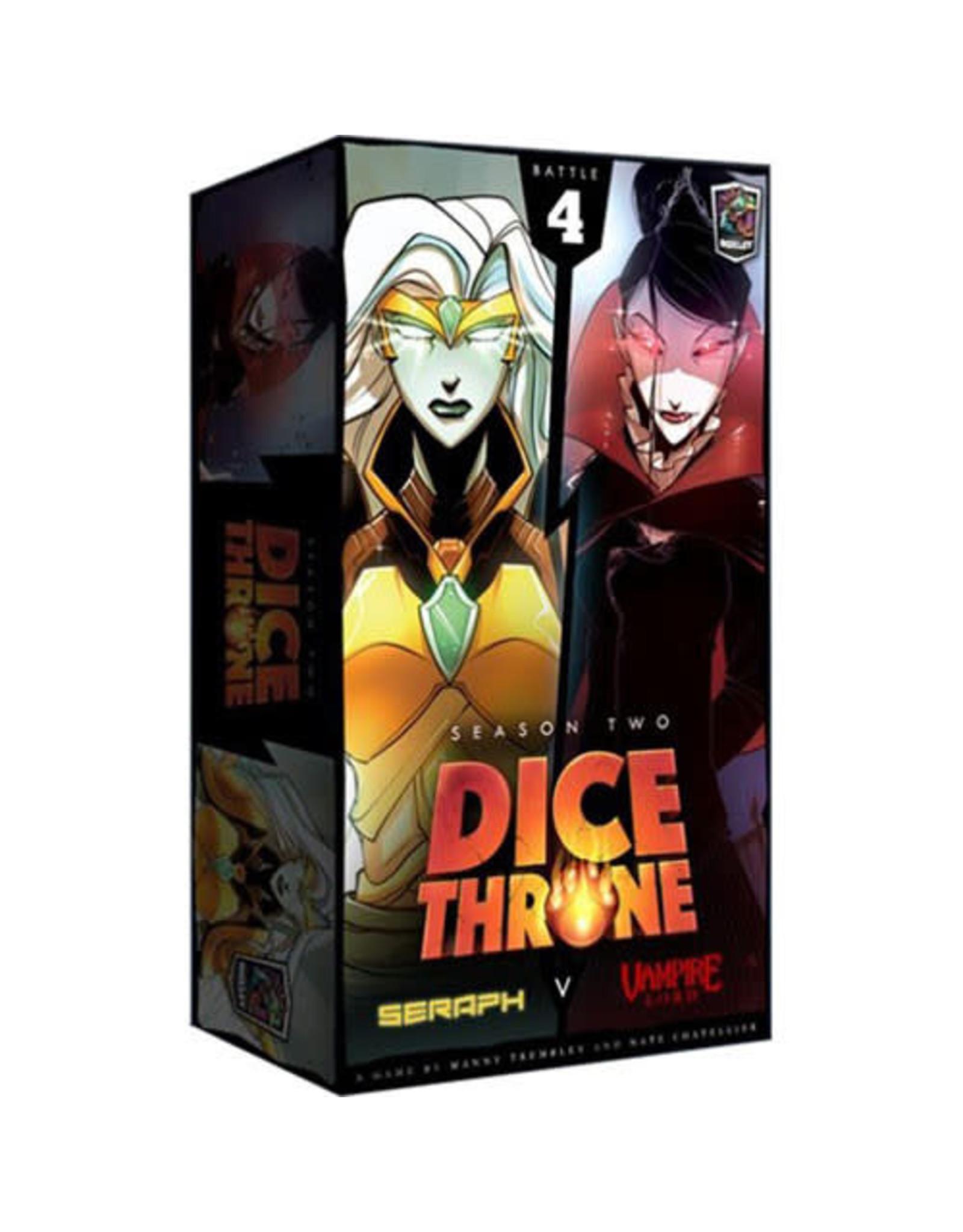 Roxley Dice Throne: Season 2 Battle 4 Seraph vs. Vampire Lord