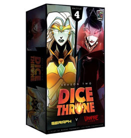 Roxley Dice Throne: Season 2 Battle 4 Seraph vs. Vampire Lord