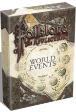 GreenBrier Games Folklore: The Affliction - World Events