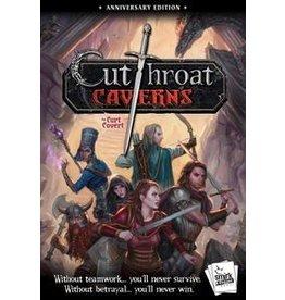 Smirk & Dagger Games Cutthroat Caverns: Anniversary Edition