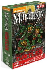 Steve Jackson Games Munchkin: Teenage Mutant Ninja Turtles