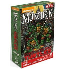 Steve Jackson Games Munchkin: Teenage Mutant Ninja Turtles