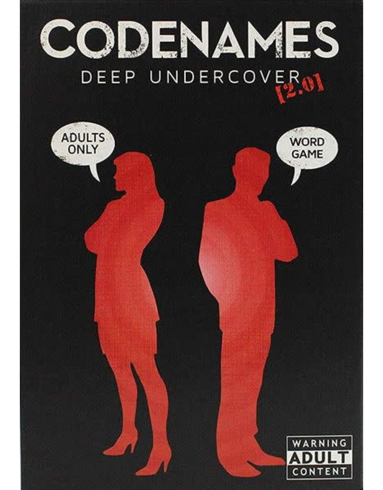 The OP Codenames: Deep Undercover 2.0