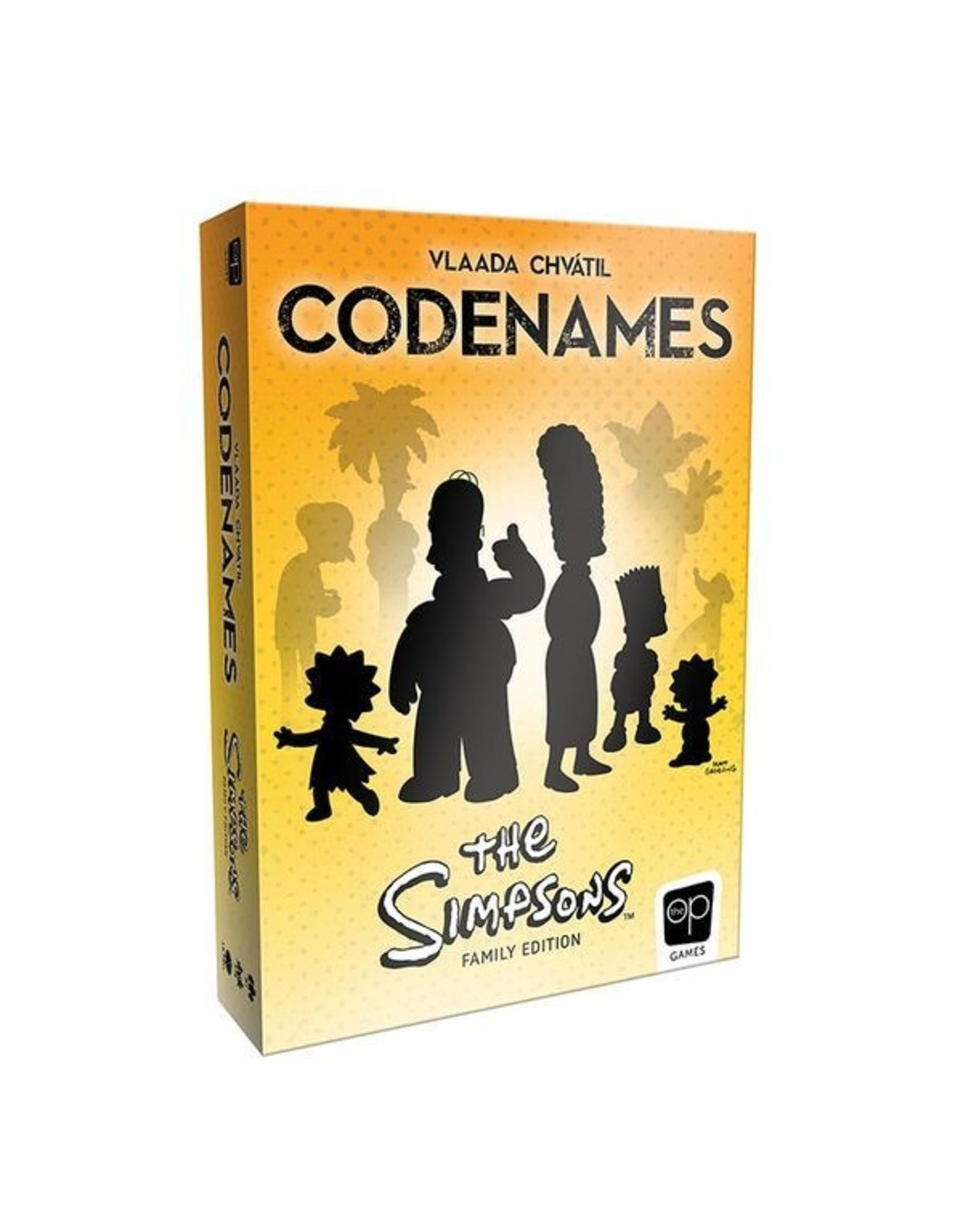 The OP Codenames: The Simpsons
