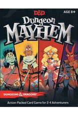 Wizards of the Coast Dungeons and Dragons: Dungeon Mayhem