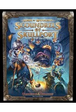Wizards of the Coast Dungeons and Dragons: Lords of Waterdeep Board Game Scoundrels of Skullport Expansion