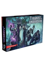 Wizards of the Coast Dungeons and Dragons: Tyrants of the Underdark Board Game