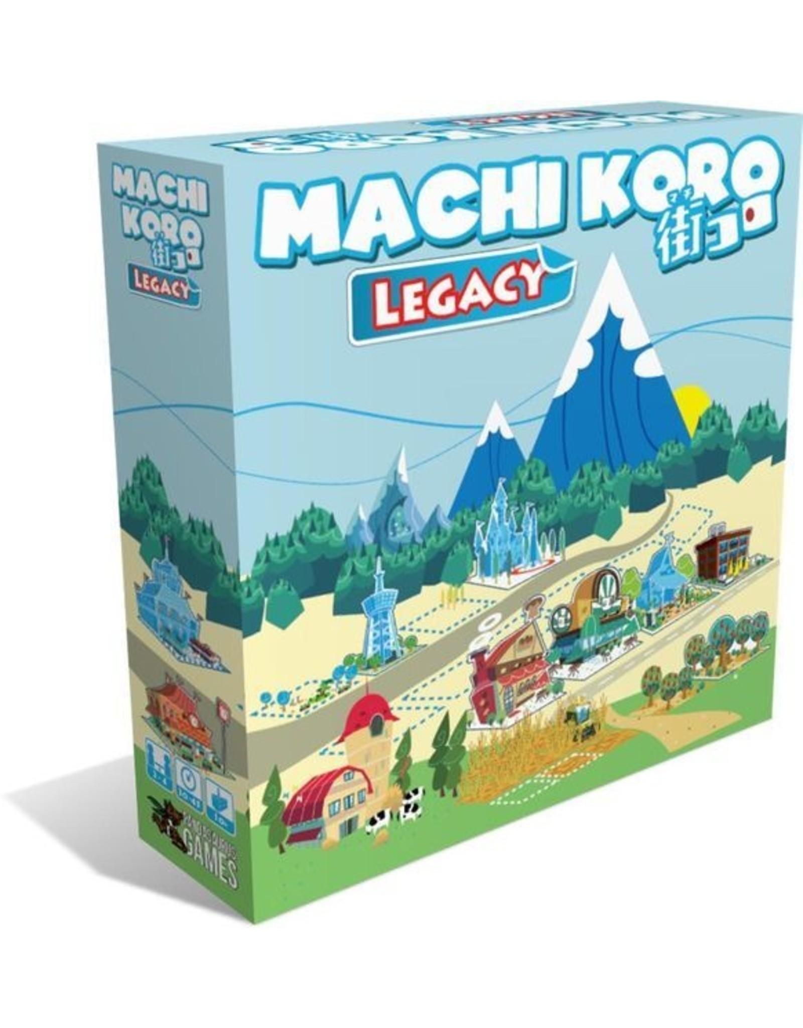 Pandasaurus Games Machi Koro: Legacy