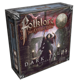 GreenBrier Games Folklore: The Affliction - Dark Tale Expansion