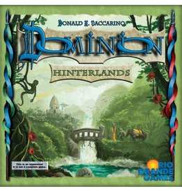 Dominion Dominion: Hinterlands Expansion